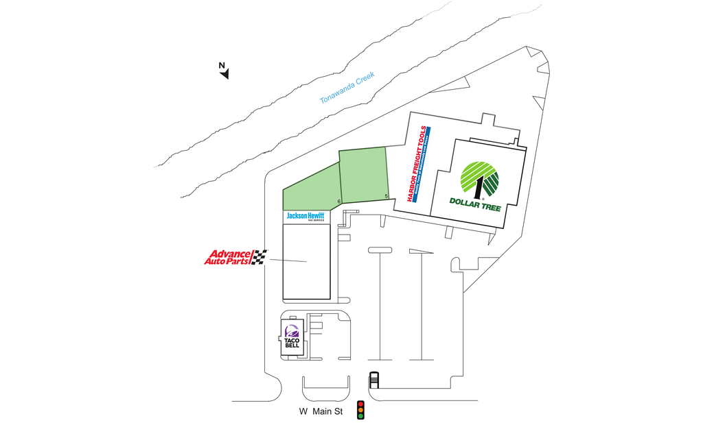 Batavia Ny Batavia Commons Retail Space For Lease Dlc