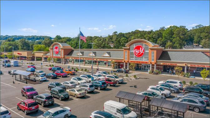 Walmart Plaza - Derby