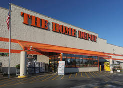 Randhurst Village: The Home Depot