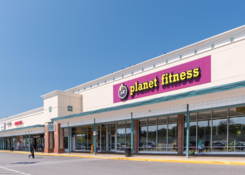 Eastover Shopping Center: Planet Fitness