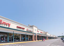Eastover Shopping Center: Eastover Shopping Center