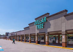 Loch Raven Plaza: Dollar Tree
