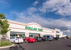 Levittown Town Center: Dollar Tree