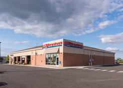 Levittown Town Center: Firestone