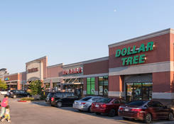 Spring Creek Centre: Dollar Tree