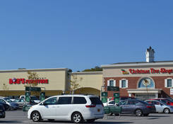 The Shoppes At South Hills: Bob's Furniture / Christmas Tree Shops
