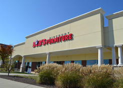 The Shoppes At South Hills: Bob's Furniture