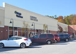 The Shoppes At South Hills: Weight Watchers/European Wax Center