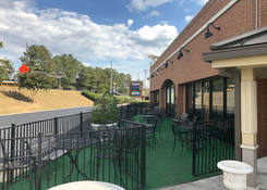 Sprayberry Square: Jersey's Sports Bar & Grille