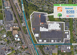 Levittown Town Center: Aerial