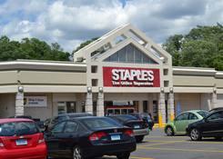 Tri-City Plaza: Staples