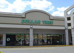 Tri-City Plaza: Dollar tree