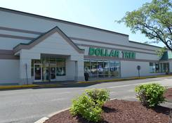Orange Promenade: Dollar Tree
