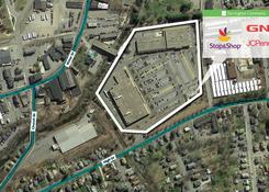 Torrington Commons: Aerial