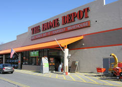 Imperial Plaza: The Home Depot