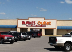 Cedars Square: Burkes Outlet