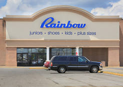 Northern Lights Shopping Center: Rainbow