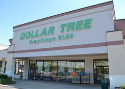 Marketplace Shopping Center: Dollar Tree