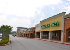 Sprayberry Square: Dollar Tree