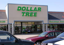 University Place: Dollar Tree