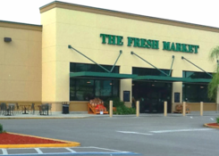 Ocean East Mall: The Fresh Market