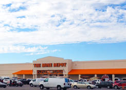 Whiterock Marketplace: The Home Depot