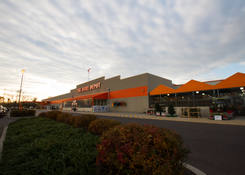 Levittown Town Center: The Home Depot