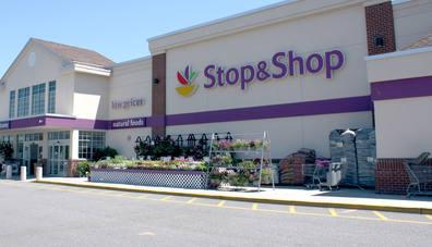 Stop & Shop Plaza