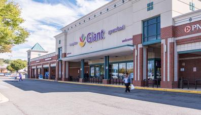 Eastover Shopping Center